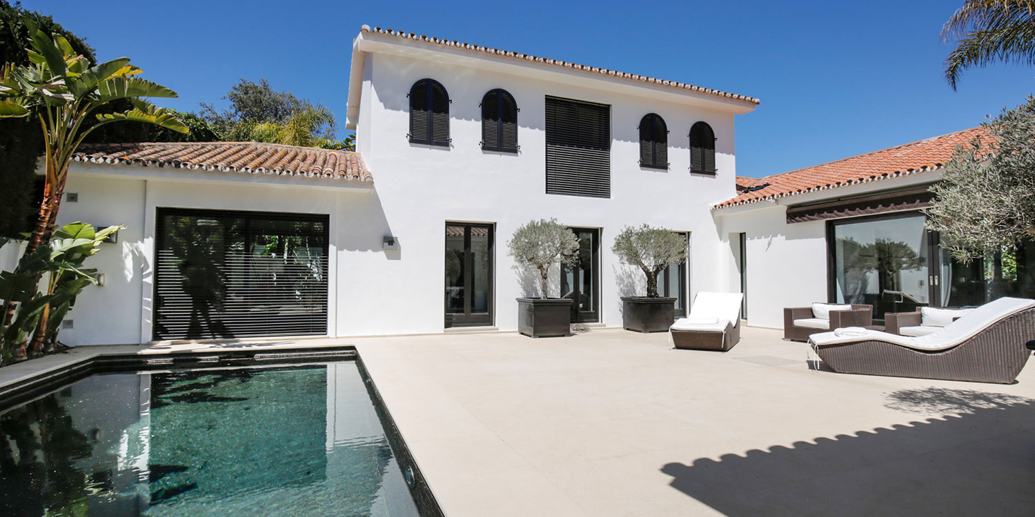 Renovated Villa Los Monteros