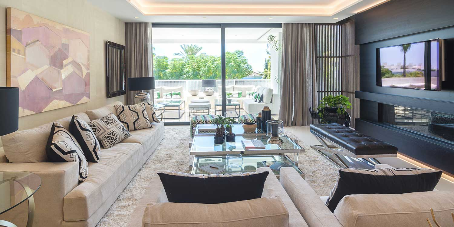 Appartment Marbella Golden Mile